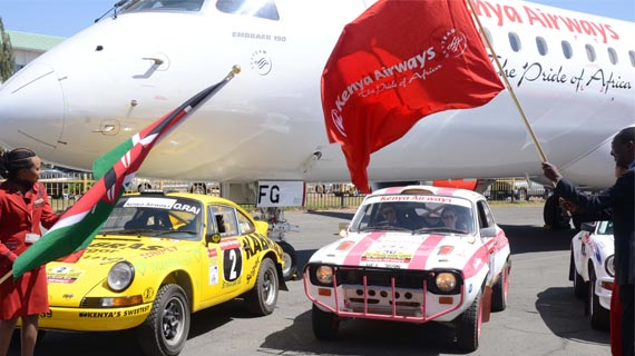 Record entry for 2013 KQ classic Rally