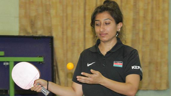 Sejal through to Olympics qualifiers quarters