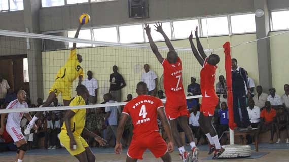 Volleyball  league opener moved to Nyeri