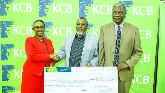 One million sponsorship boost for National volleyball playoffs