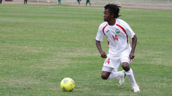 Harambee Stars squad in camp for Swaziland, Equatorial Guinea friendlies