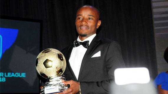 Kapaito wins FKF Premier League MVP Award