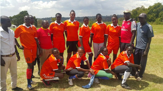 Mt. Elgon picks team ahead of  Inter Constituency Volleyball tournament
