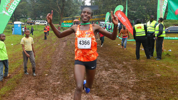 Lokitam , Karanja  win Henry Wanyoike Hope Run