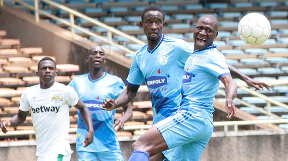 Penalties galore as Sofapaka, Ulinzi escape elimination