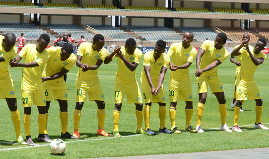 Return to continental football spurring Sharks FKF Shield charge