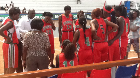 Kenya basketball players cry foul over missing allowances