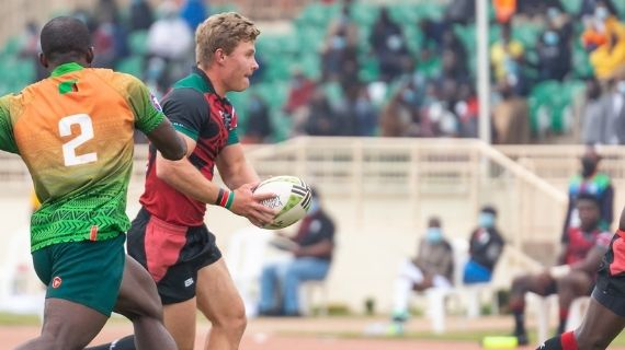 Simbas keep Rugby World Cup qualification hopes alive with big win over Zambia