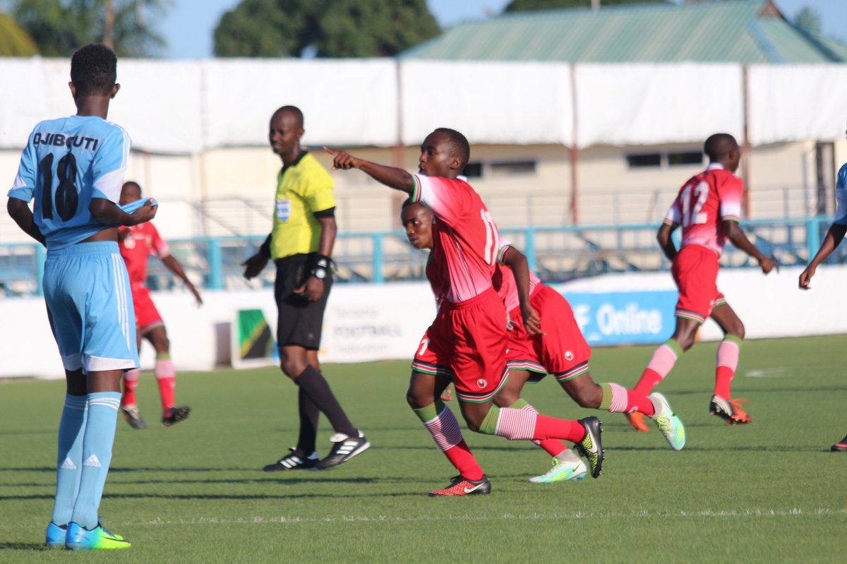 Rampant Kenya hit Djibouti to keep AFCON hopes on track