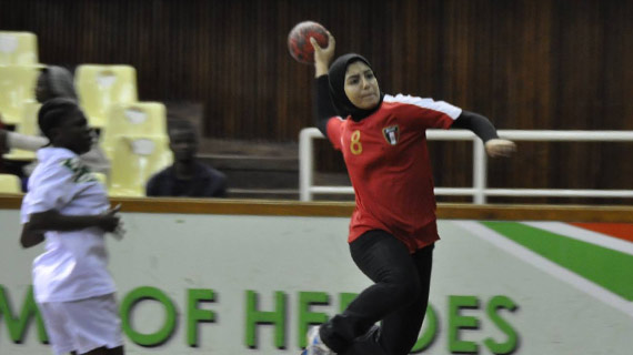 Africa Youth Handball: Egypt too good for inexperienced Kenya
