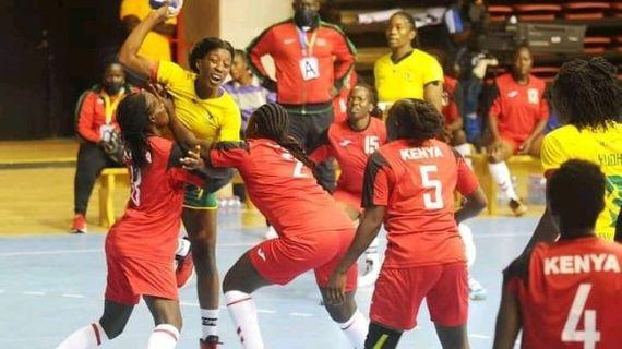Kenya fall to Cameroon in African Women's Handball Championship Opener