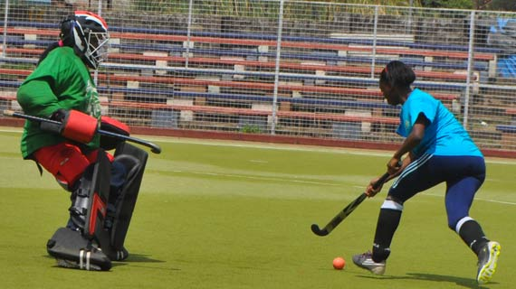 Kenya hockey teams to camp at Kasarani