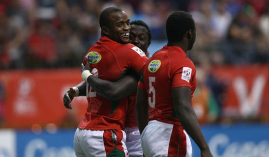 SA dims Kenya 7s hopes of rekindling Singapore memories