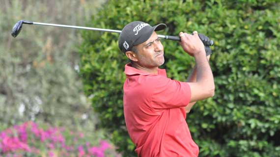 Amateur golfers set for the Toyota golf day