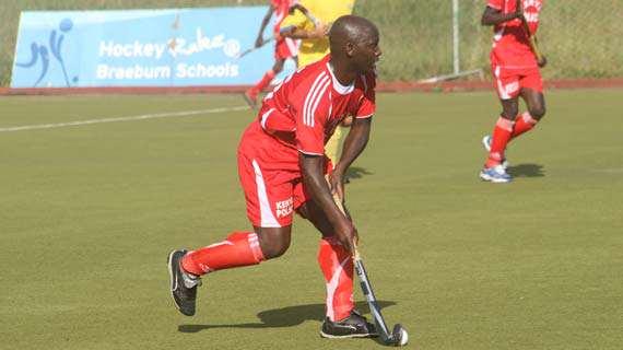 Police , Orange bag Kishen Tournament in Nakuru