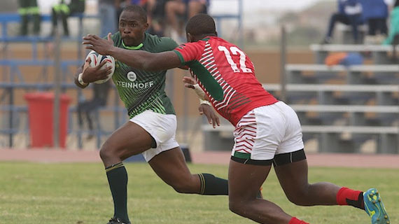 Kenya finish second in Namibia