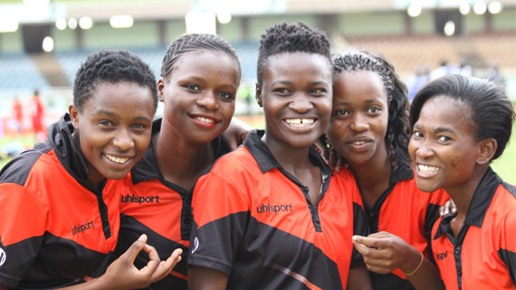 Harambee Starlets squad for AWCON Qualifier named