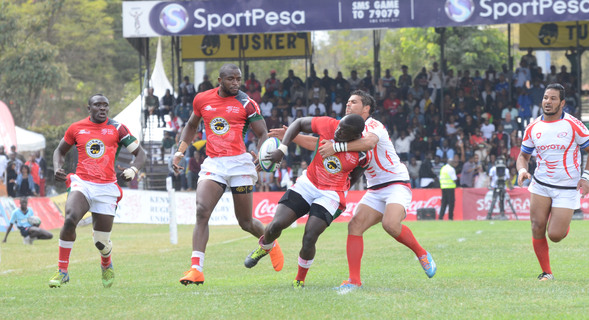 Kenya too good for Tunisia in Gold Cup