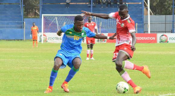 Late goal  earns Rwanda U20 draw with Kenya U20