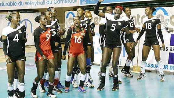 Kenya's Malkia Strikers inch closer to Olympic Games with win over Cameroon
