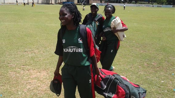 Women cricket team heads to Dar for T20 qualifiers