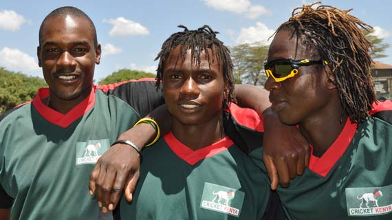 Kenya team for ICC Africa World Cricket League named