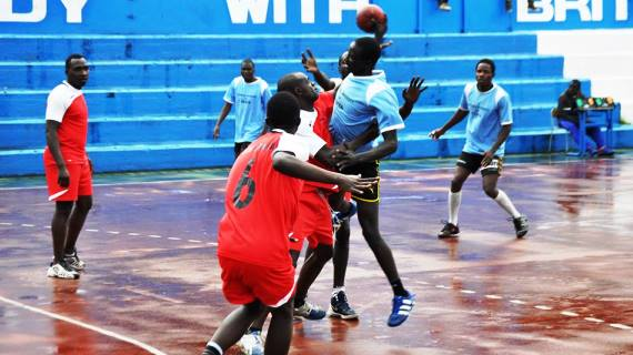 Kenya Handball League updates