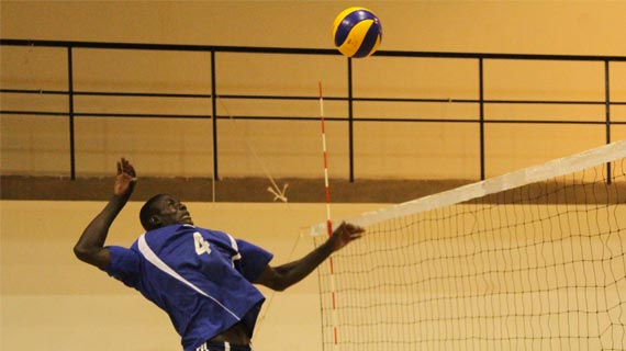 Congo Brazzaville to host men Volleyball qualifiers