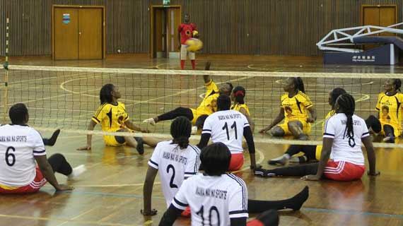 Kenya to Host Sitting Volleyball Continental World Cup Qualifiers