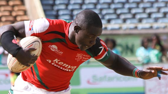 Kenya end London campaign with Shield title