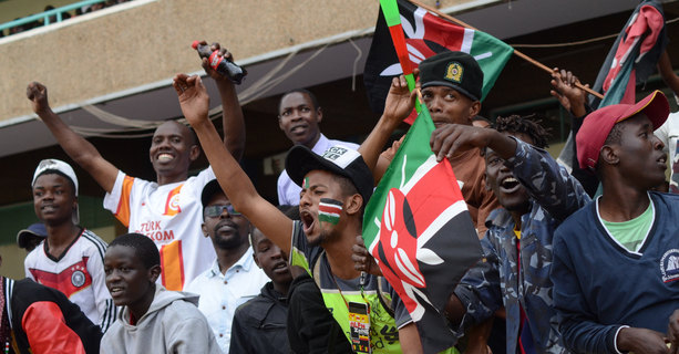 Governor Sonko flies Kenyan fans to Cairo ahead of Algeria match