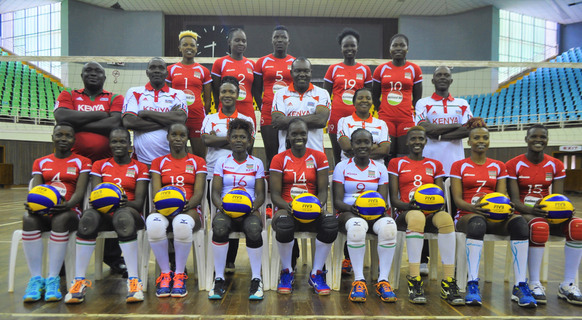 National Volleyball team for Japan Championship named