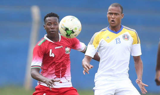 Gor, AFC recall players from Harambee Stars