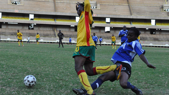 Kenya U-17 sail to next round after Mozambique withdrawal