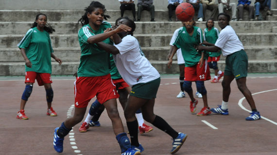 Women Handball team qualify for All Africa Games