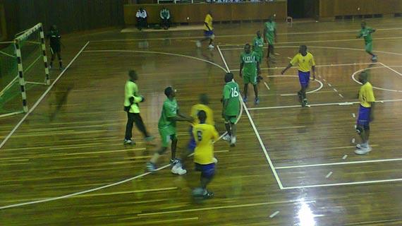 Close Shave for Kenya U- 20 men's Handball team