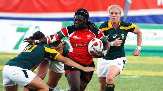 Battling Kenya take silver at Hong Kong Sevens
