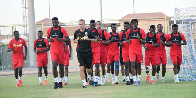 Harambee Stars with injury concerns ahead of Tanzania derby