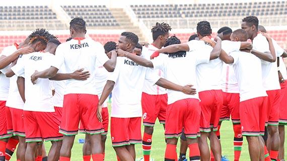 Line-ups announced as Kenya take on Uganda in World Cup Dream