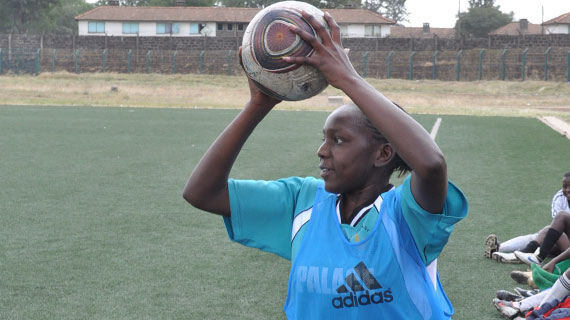 Kenya U-17 girls readying for Nigeria in World Cup qualifier