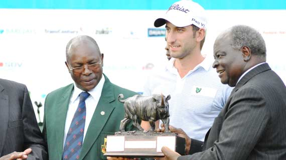 The Kenya Open - a breeding ground for champions