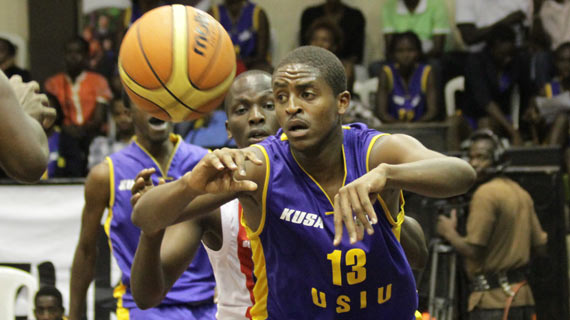 Kenya Basketball Team set for South Africa tour