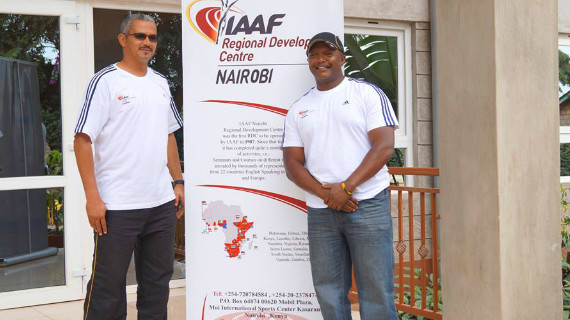 Geoffrey Kimani - Blazing the Kenyan coaching trail
