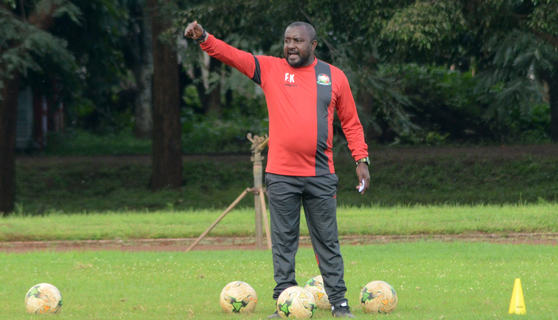 Kimanzi and Okumbi to be part of Migne's backroom staff