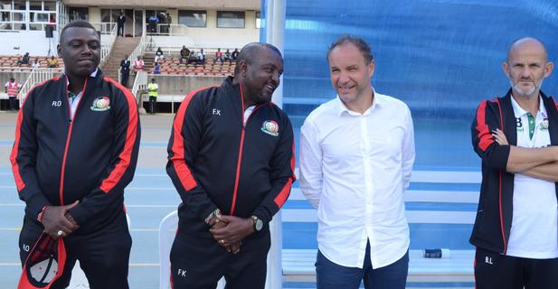 Kimanzi confident of positive result against Sudan