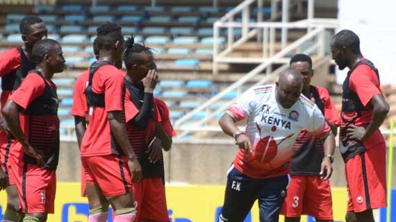 Kimanzi's emerging Stars look to overturn Sudan deficit