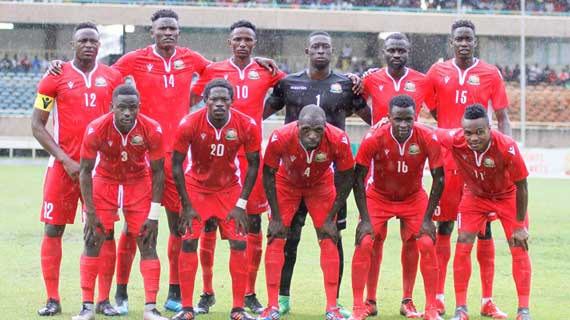 Makwatta back as Kimanzi names Harambee Stars' squad for AFCON Qualifiers