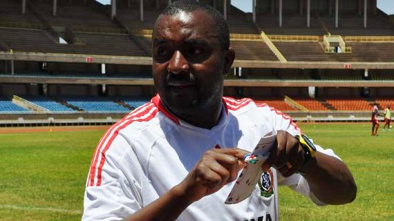 Francis Kimanzi, Zico part ways with Harambee Stars