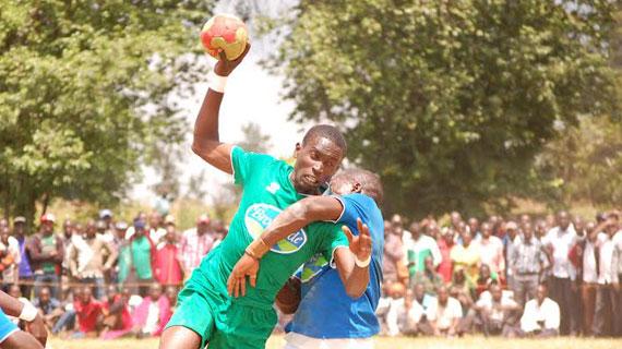 Bungoma's Kimilili, Kamusinga win regional handball titles
