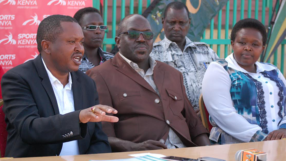 Phase two of Kipchoge stadium refurbishment receives KSh.230 million boost